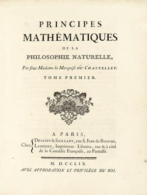 Principes Mathematiques