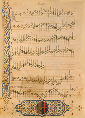 Isabella songbook