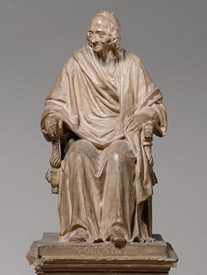 Voltaire Statue