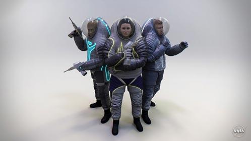 Exploration Suits